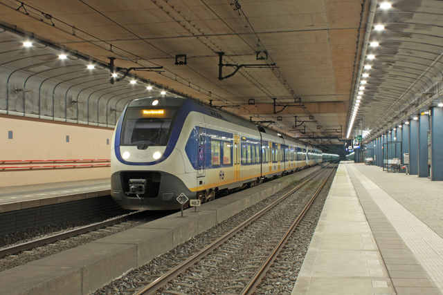 Foto van NS SLT 2467 Electrisch treinstel door best trains