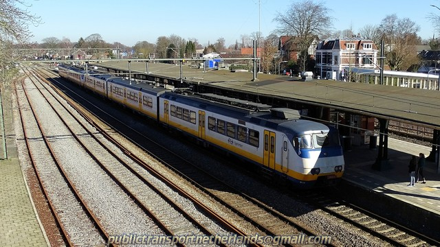 Foto van NS SGM 2938 Electrisch treinstel door PublicTransportNetherlands