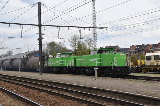 Foto van RTX MaK 6400 6484 Diesel locomotief door Trains-of-Europe