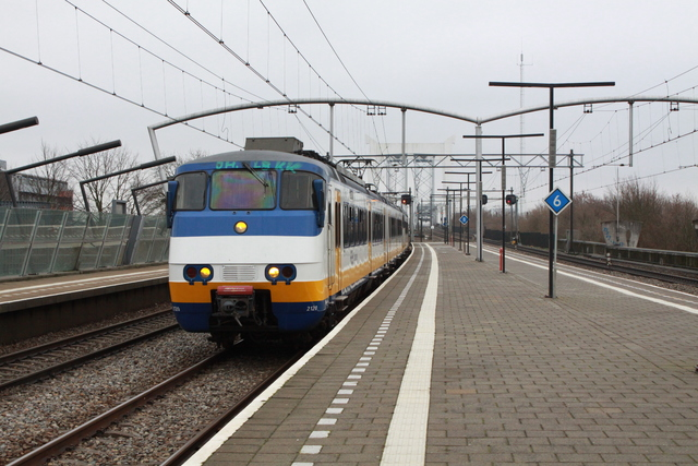 Foto van NS SGM 2120 Electrisch treinstel door best trains