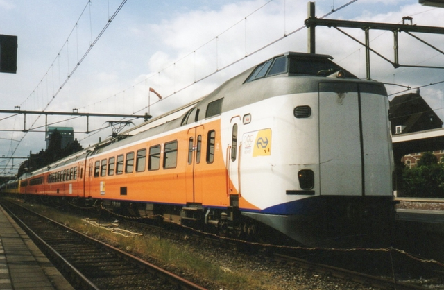 Foto van NS ICM 4201 Electrisch treinstel door LeoScribens