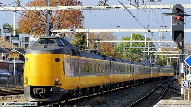 Foto van NS ICM 4209 Electrisch treinstel door PublicTransportNetherlands