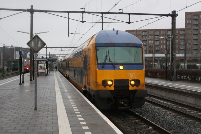 Foto van NS DDZ 7533 Treinstam door best trains