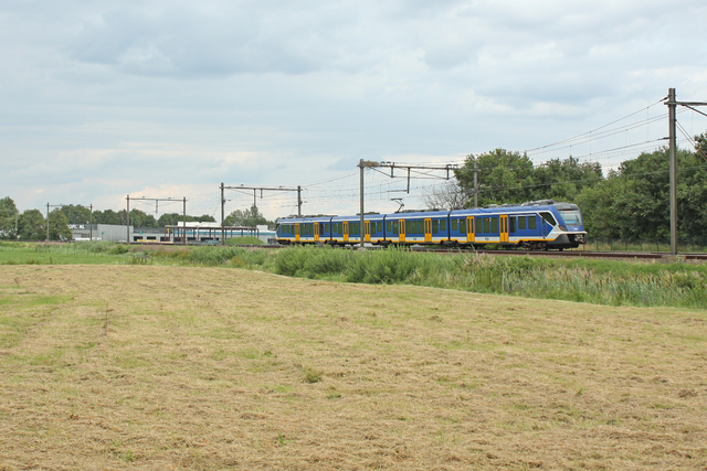 Foto van NS SNG CAF Civity 2705 Electrisch treinstel door besttrains