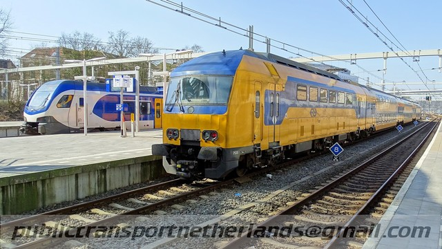 Foto van NS DDZ 7533 Treinstam door PublicTransportNetherlands