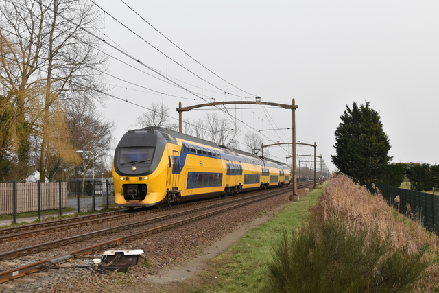 Foto van NS VIRM 9548 Treinstam door Trains-of-Europe