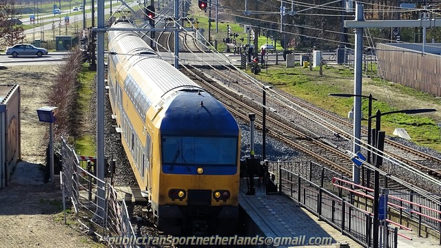 Foto van NS DDZ 7519 Treinstam door PublicTransportNetherlands