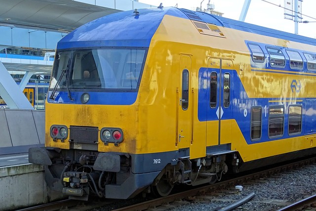 Foto van NS DDZ 7612 Treinstam door PublicTransportNetherlands