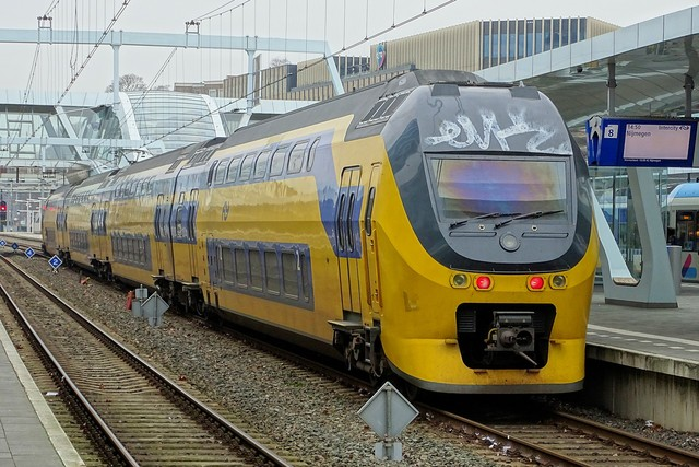 Foto van NS VIRM 9554 Treinstam door PublicTransportNetherlands
