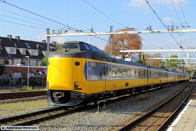 Foto van NS ICM 4050 Electrisch treinstel door PublicTransportNetherlands