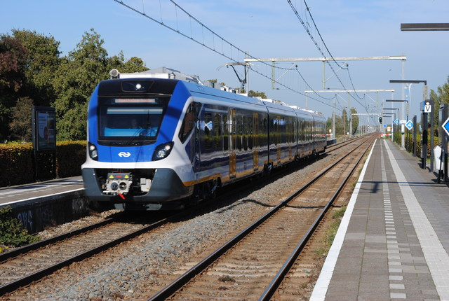 Foto van NS SNG CAF Civity 2708 Electrisch treinstel door TreinspotterAlkmaar