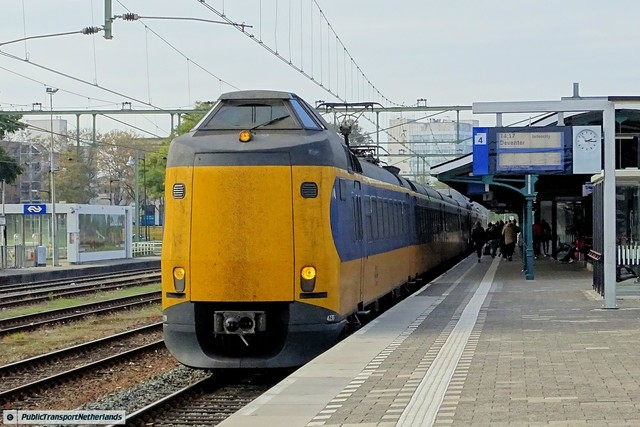 Foto van NS ICM 4235 Electrisch treinstel door PublicTransportNetherlands