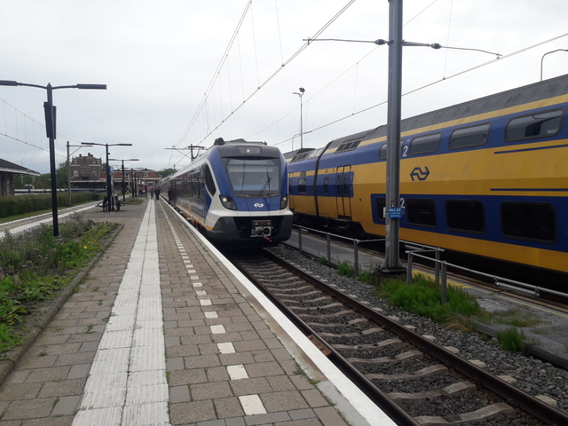 Foto van NS SNG CAF Civity 2712 Electrisch treinstel door KRuesink