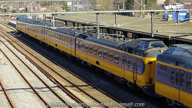 Foto van NS ICM 4214 Electrisch treinstel door PublicTransportNetherlands