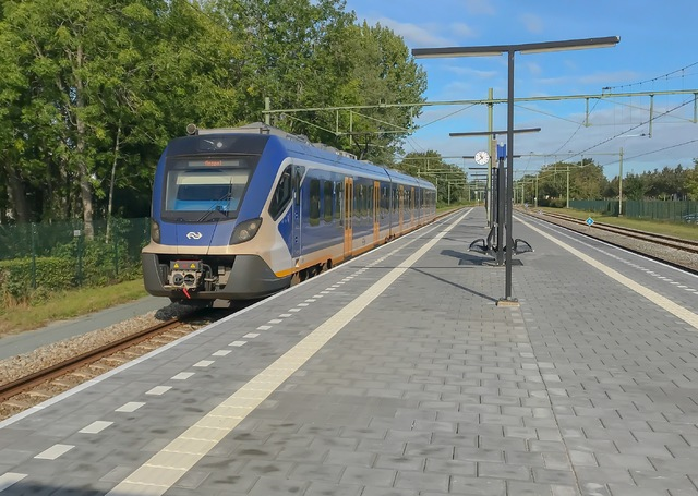 Foto van NS SNG CAF Civity 2303 Electrisch treinstel door remcotjuuhh