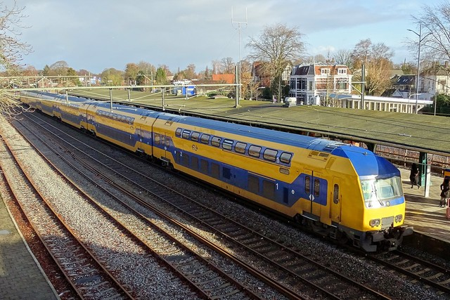 Foto van NS DDZ 7623 Treinstam door PublicTransportNetherlands