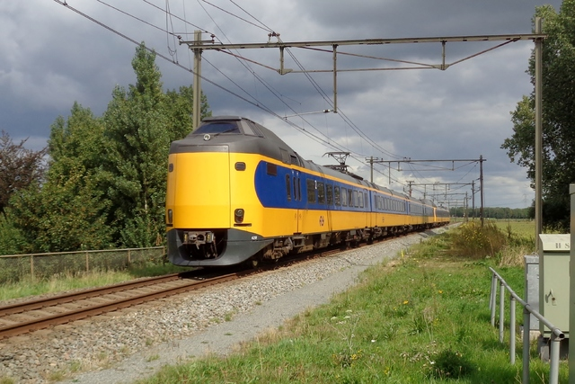 Foto van NS ICM 4218 Electrisch treinstel door LeoScribens