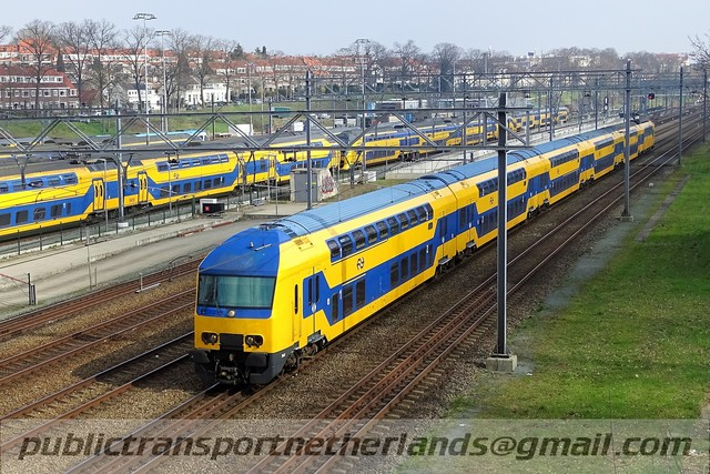 Foto van NS DDZ 7647 Treinstam door PublicTransportNetherlands