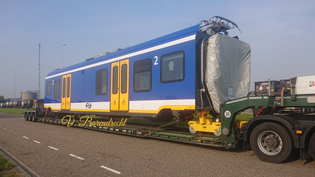 Foto van NS SNG CAF Civity 2336 Electrisch treinstel door Treinspotterrtd