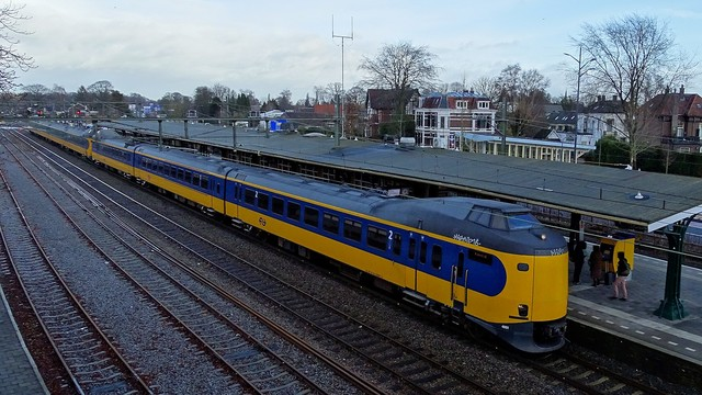 Foto van NS ICM 4051 Electrisch treinstel door PublicTransportNetherlands