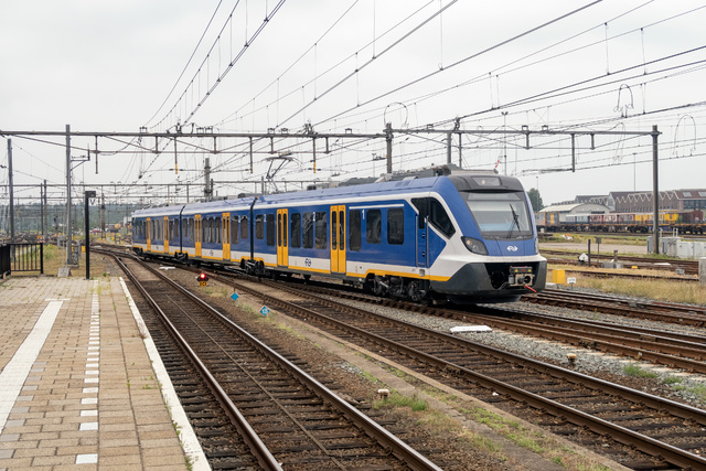 Foto van NS SNG CAF Civity 2329 Electrisch treinstel door rhemkes