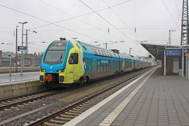 Foto van WFB Stadler KISS 603 Electrisch treinstel door best trains