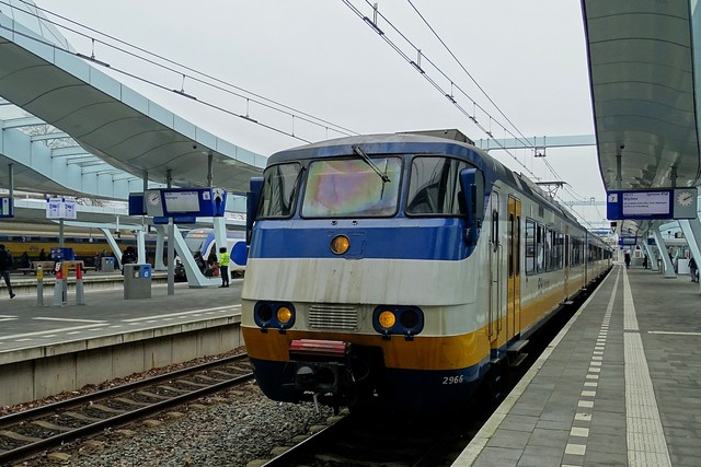Foto van NS SGM 2966 Electrisch treinstel door PublicTransportNetherlands