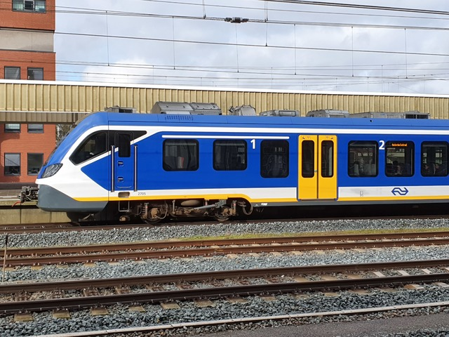 Foto van NS SNG CAF Civity 2705 Electrisch treinstel door wyke2207
