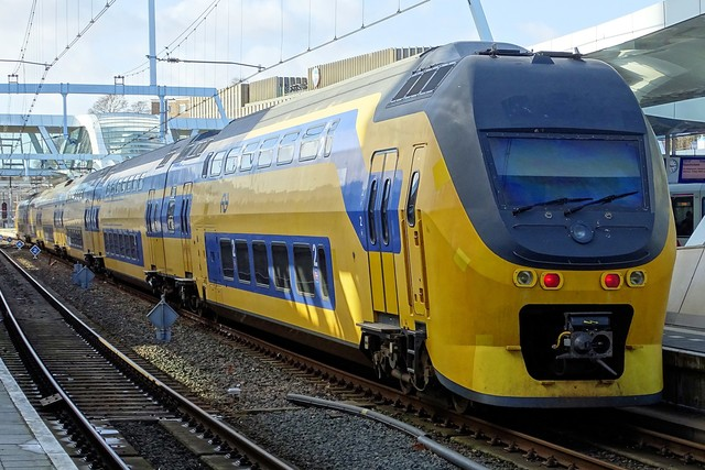 Foto van NS VIRM 8666 Treinstam door PublicTransportNetherlands
