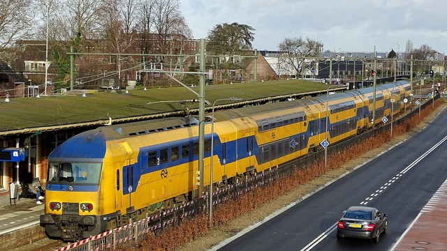 Foto van NS DDZ 7625 Treinstam door PublicTransportNetherlands