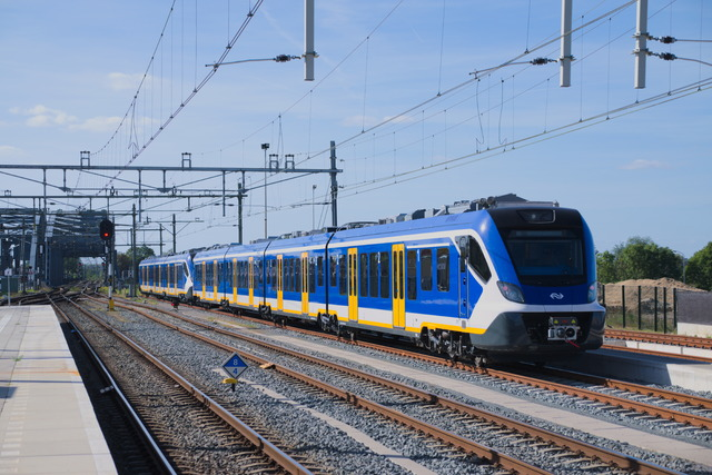 Foto van NS SNG CAF Civity 2710 Electrisch treinstel door TrainspotterHengelo
