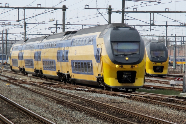 Foto van NS VIRM 9506 Treinstam door LeoScribens