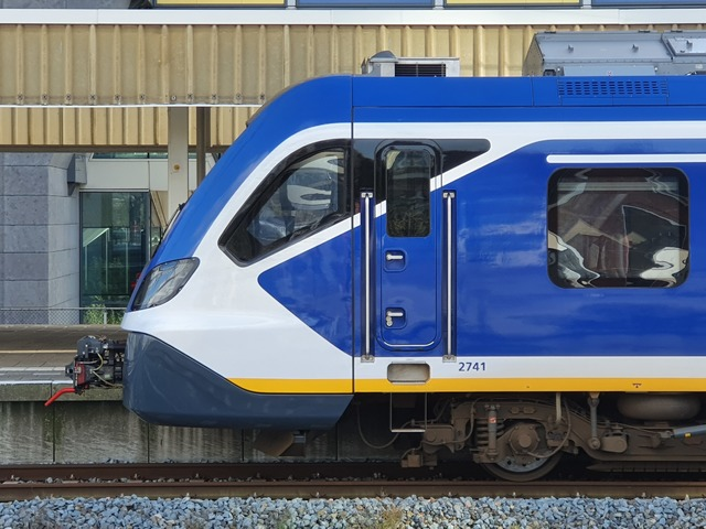 Foto van NS SNG CAF Civity 2741 Electrisch treinstel door wyke2207