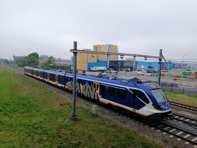 Foto van NS SNG CAF Civity 2715 Electrisch treinstel door Roger Hanenburg
