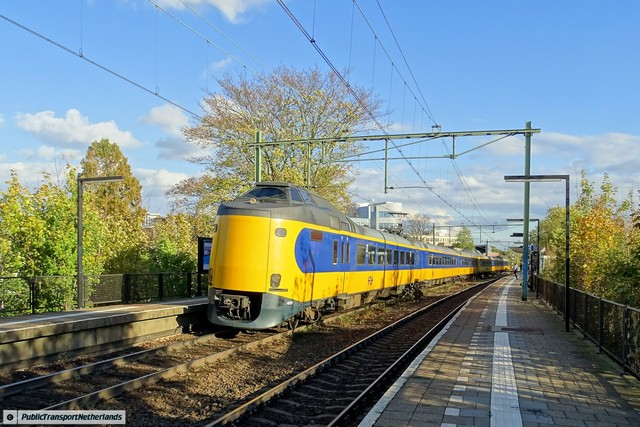 Foto van NS ICM 4078 Electrisch treinstel door PublicTransportNetherlands