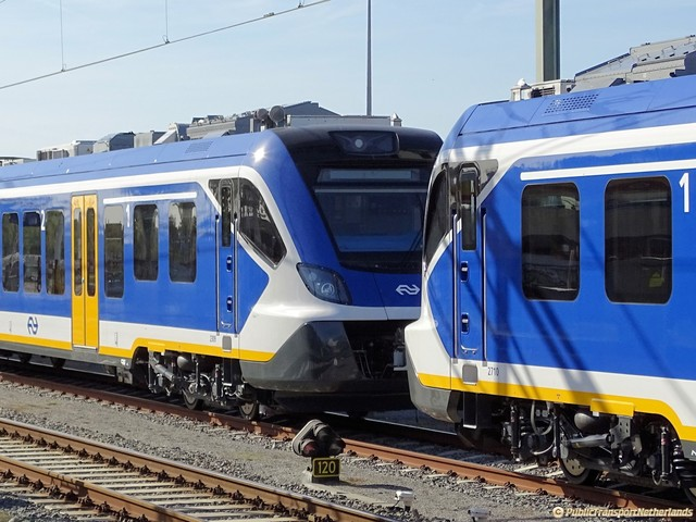 Foto van NS SNG CAF Civity 2309 Electrisch treinstel door PublicTransportNetherlands
