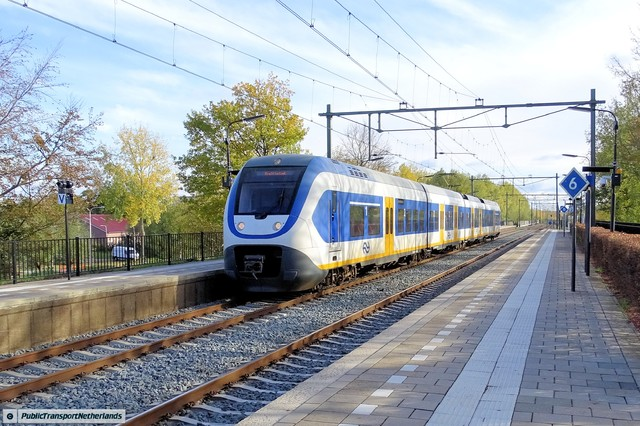 Foto van NS SLT 2456 Electrisch treinstel door PublicTransportNetherlands