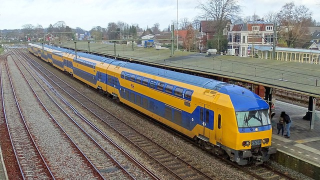Foto van NS DDZ 7632 Treinstam door PublicTransportNetherlands