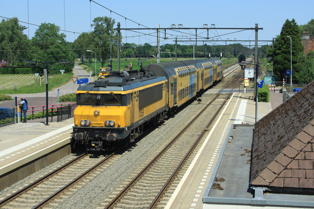 Foto van NS Alsthom 1700 1759 Electrische locomotief door best trains