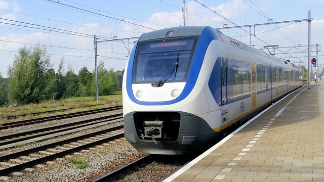 Foto van NS SLT 2429 Electrisch treinstel door PublicTransportNetherlands