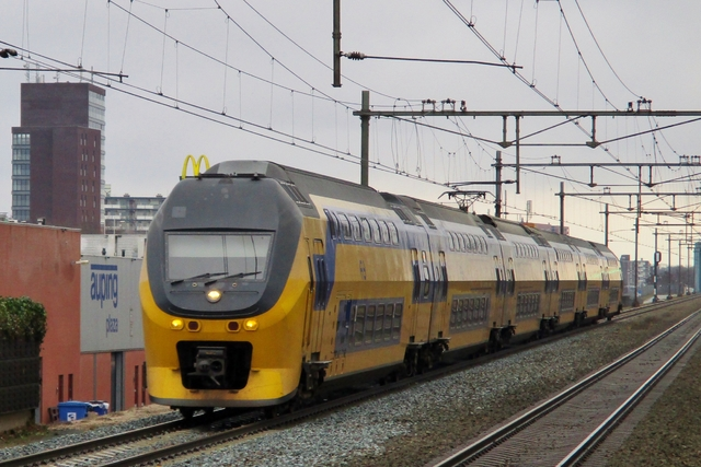 Foto van NS VIRM 8676 Treinstam door LeoScribens
