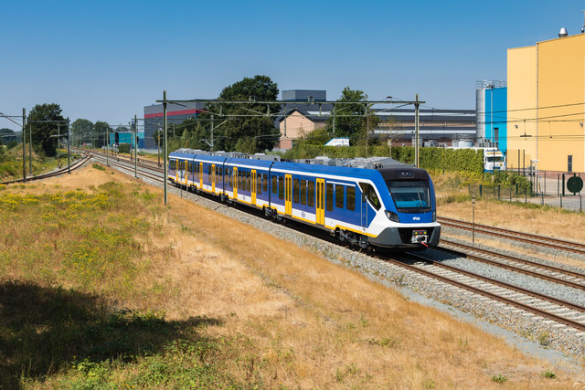 Foto van NS SNG CAF Civity 2711 Electrisch treinstel door Ruben01