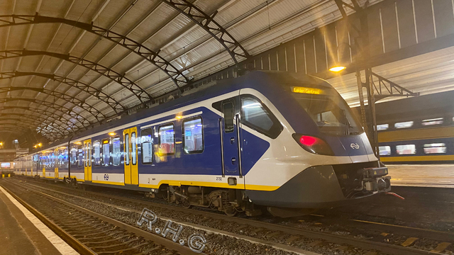 Foto van NS SNG CAF Civity 2732 Elektrisch treinstel door RHG010