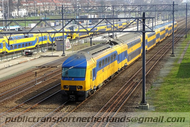 Foto van NS DDZ 7618 Treinstam door PublicTransportNetherlands
