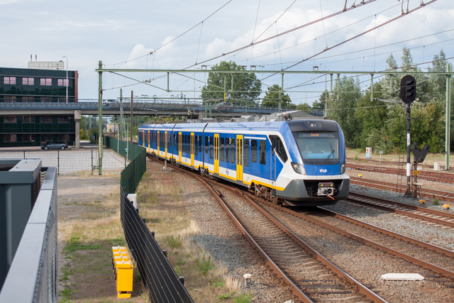 Foto van NS SNG CAF Civity 2719 Electrisch treinstel door besttrains