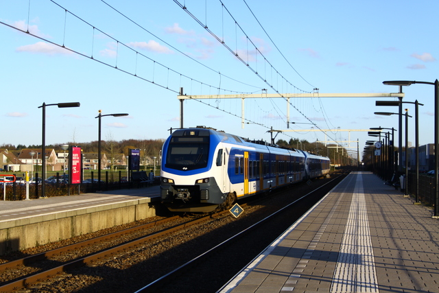 Foto van NS Stadler Flirt3 2229 Electrisch treinstel door best trains