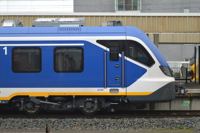 Foto van NS SNG CAF Civity 2335 Electrisch treinstel door wyke2207