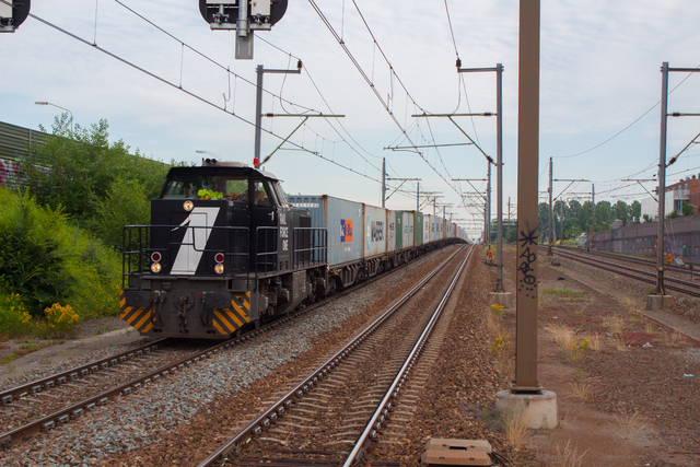 Foto van RFO MaK G 1206 1553 Diesel locomotief door best trains