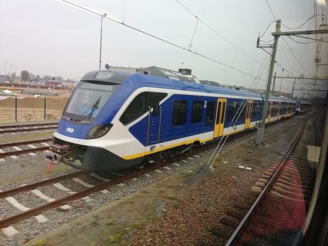 Foto van NS SNG CAF Civity 2304 Electrisch treinstel door Trein-Wout