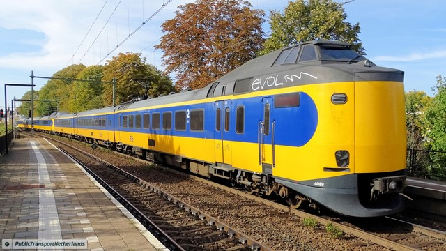 Foto van NS ICM 4089 Electrisch treinstel door PublicTransportNetherlands